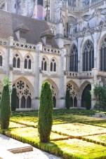 Rouen cloitre