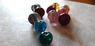 perles bulle dame