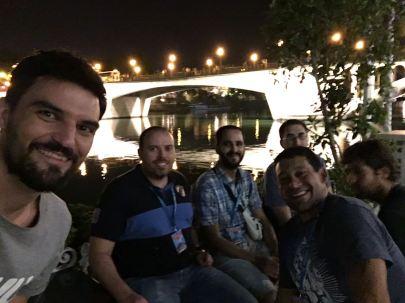 After Party de la WordCamp Sevilla 2016