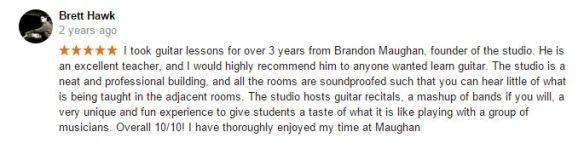 Brandon Review 6