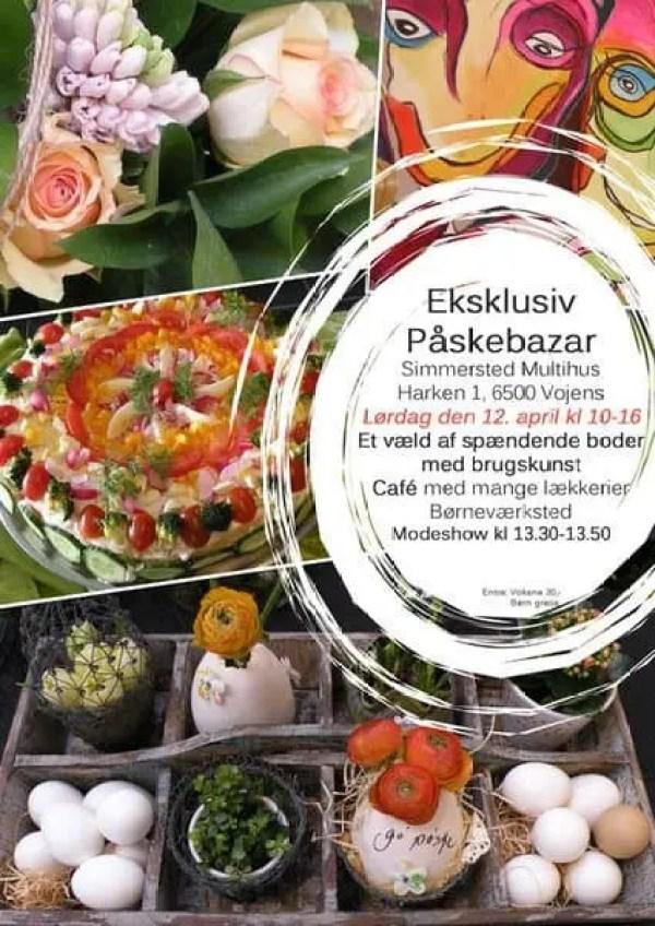 Påskebazar i SImmersted