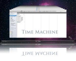 Mac タイムマシーン
