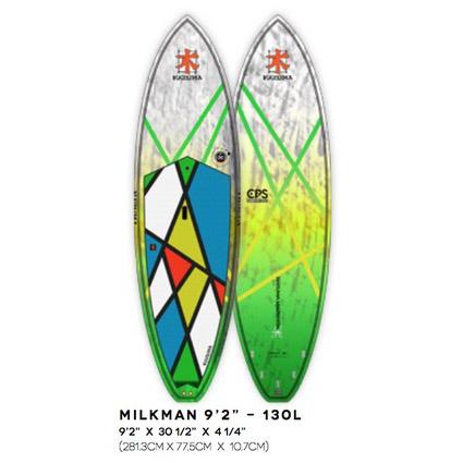 Kazuma Milkman 9 2 - 130L
