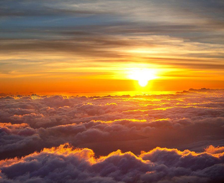 Haleakala Sunrise Tour See Sunrise Over The Volcano