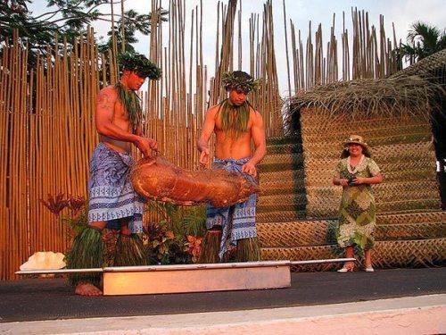 Luau Pig - Hawaiian Style at the Royal Lahaina Luau