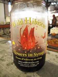 Wild Hibiscus Syrup