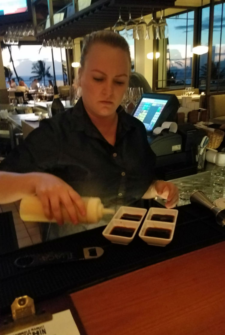 kaiti steilo - humble market kitchin bartender