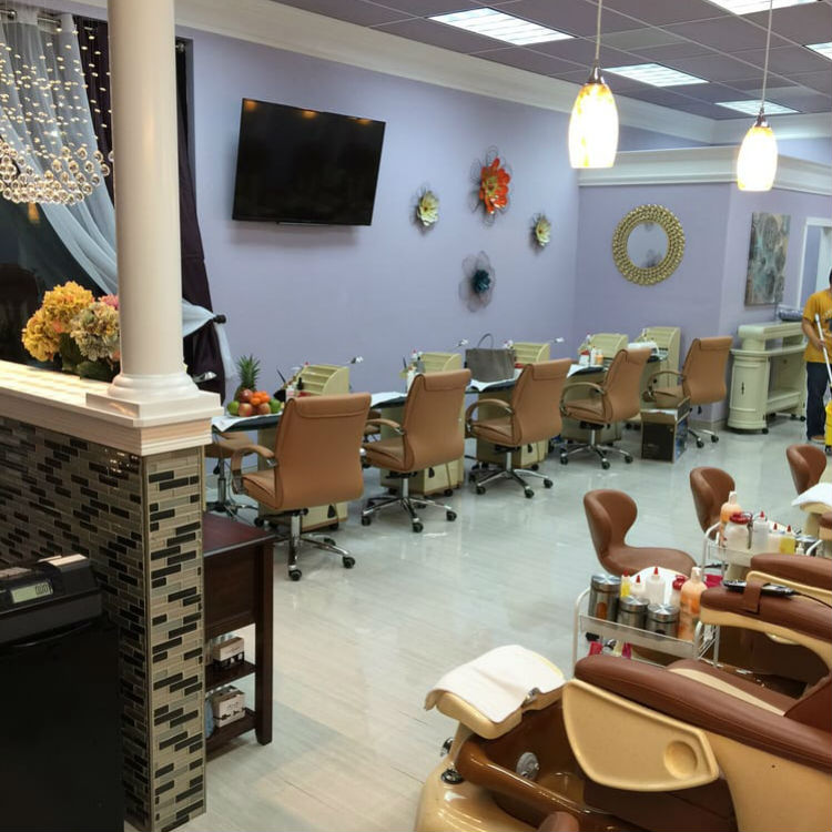 nail salon happy hour kihei maui hawaii - bellagio nails and day spa