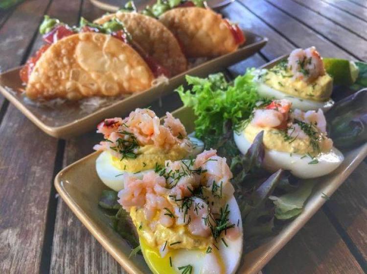 Monkeypod Kitchen Wailea Maui HI