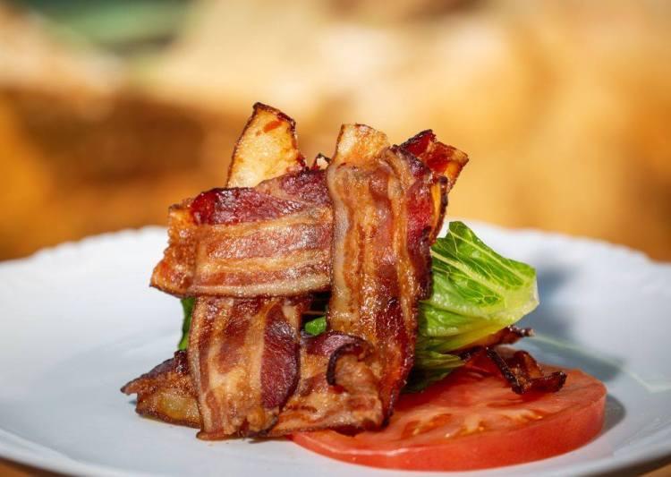 Bacon Blanket - Maui Burgers Happy Hour