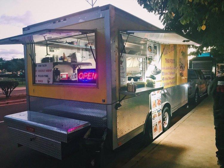 Aloha Thai Fusion Food Truck Maui 2021