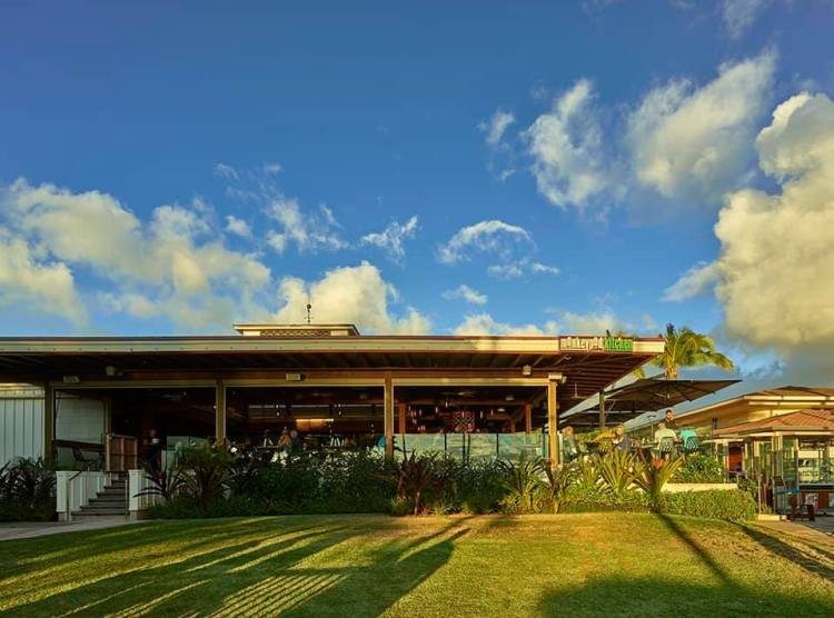 Happy Hour Menu at Monkeypod Kitchen Kaanapali Maui