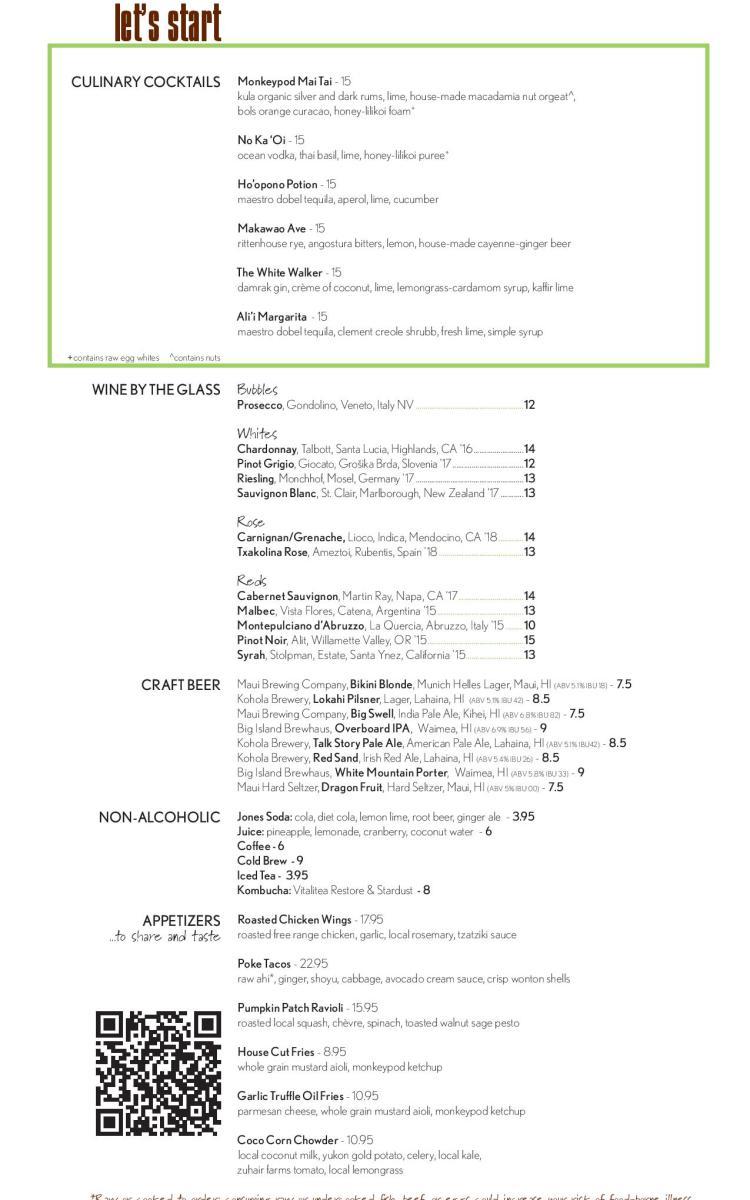 Monkeypod Kaanapali Menu 2021-page-001