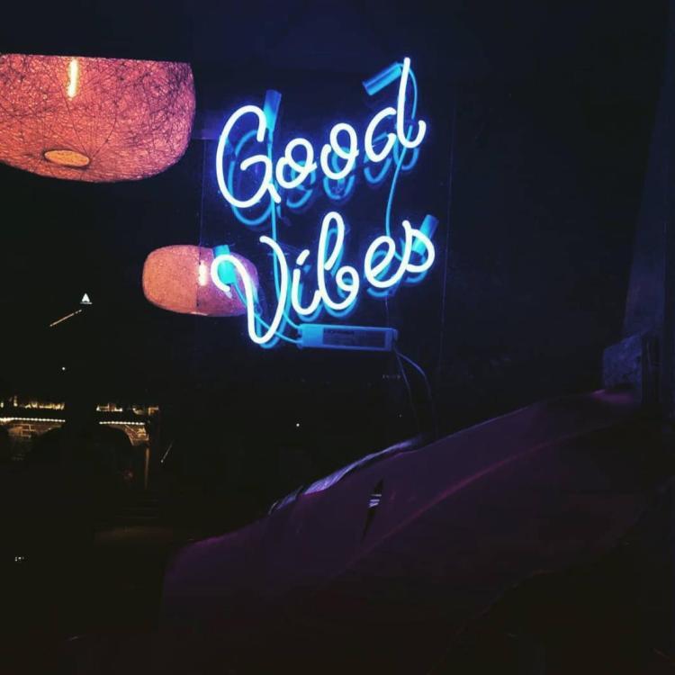 Vibe Bar at Barmuda Triangle Kihei Maui Hawaii