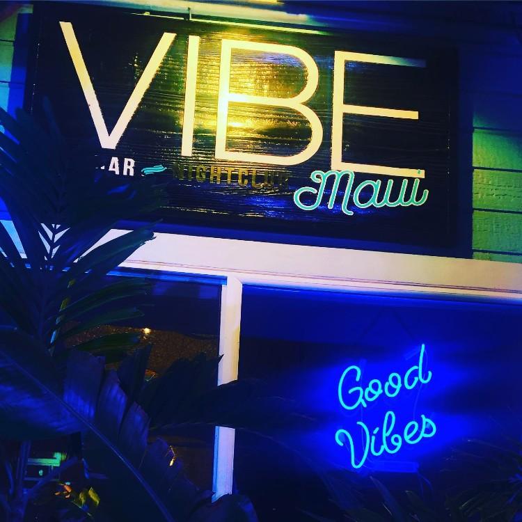 Happy Hour Vibe Maui