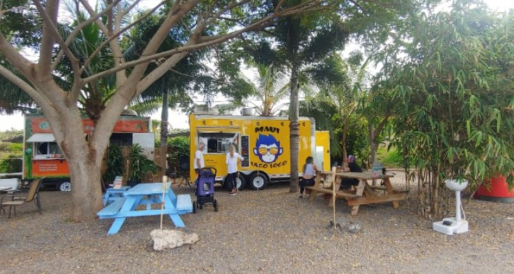 what is the happy hour at maui taco