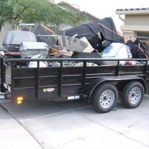 maui property garage clean up