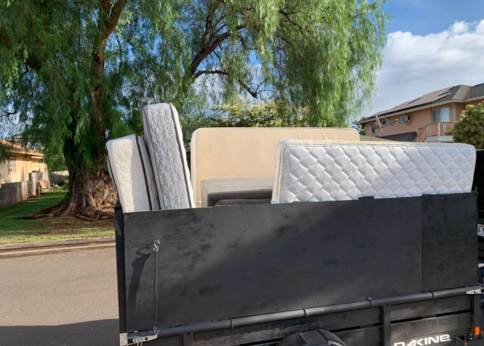 maui mattress removal hauling