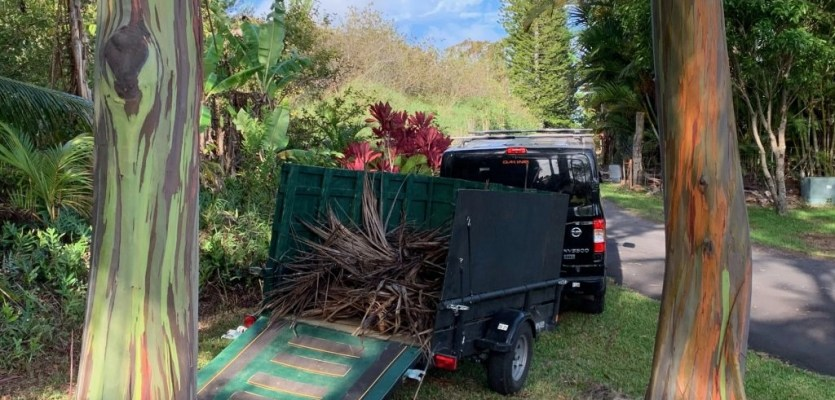 about maui hauling services