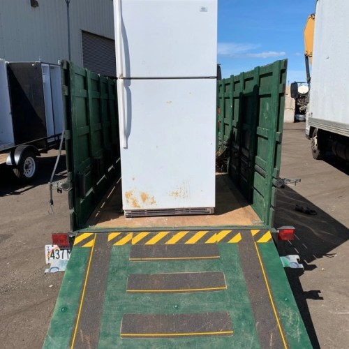 Appliance Haul Away Refrigerators Ovens Washer Dryers