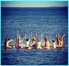 maui surf camp yoga retreat camp women