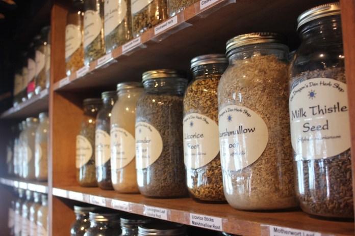 Chinese herbs holistic healing