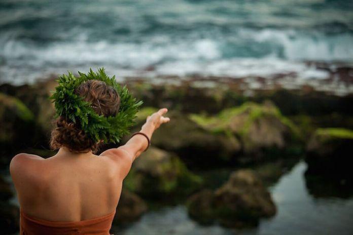 Dream board Maui manifest