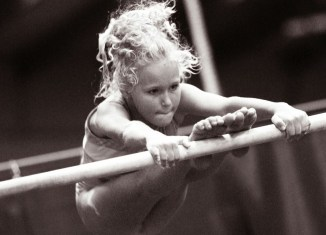 Maui girl gymnastics