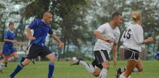 Maui soccer league