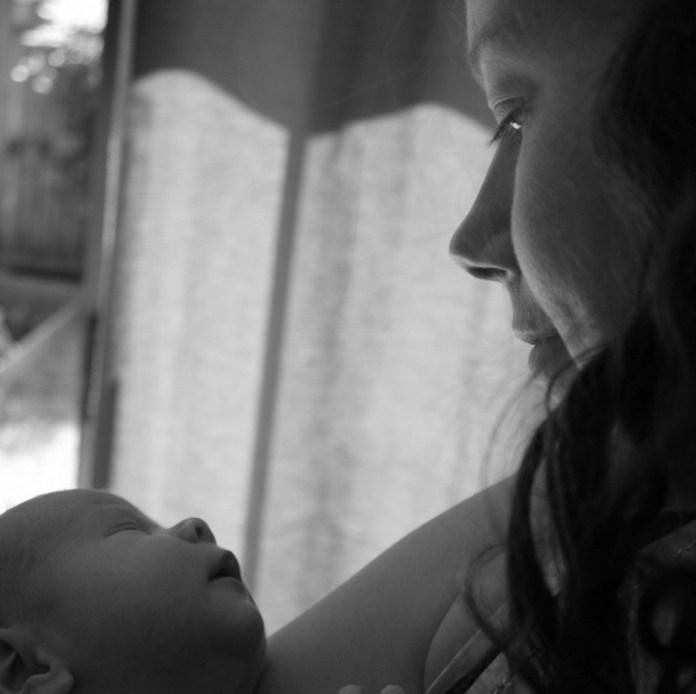 homebirth Maui newborn