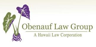 Obenauf Law Group Hawaii Law