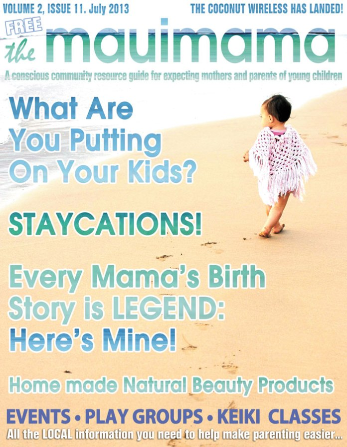 Mauimama front cover issue 23