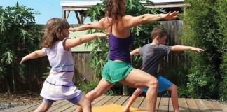 Maui keiki yoga classes