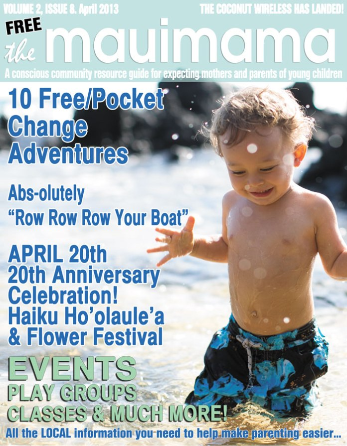 Mauimama front cover issue 20