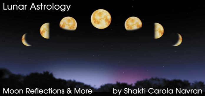 Lunar Astrology by Shakti Carola Navran