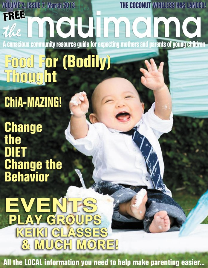 Mauimama front cover issue 19