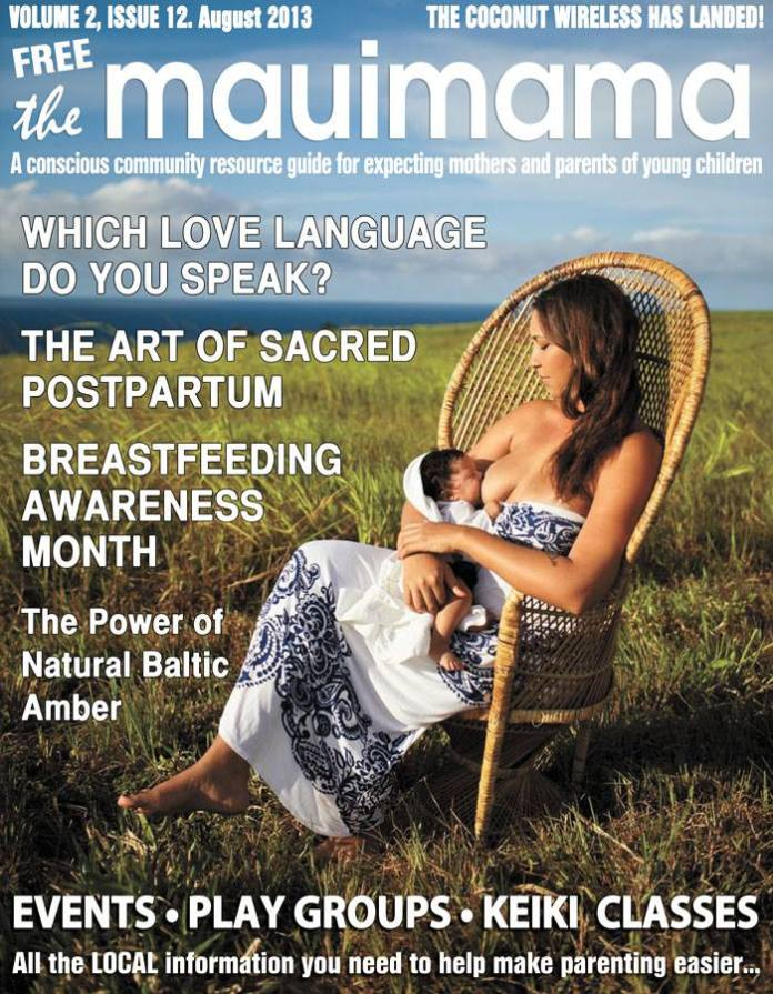 Mauimama front cover issue 24