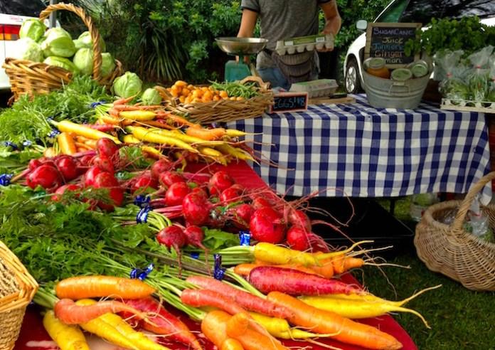 Maui Farmers Market
