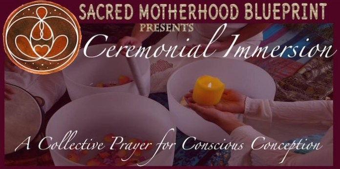 sacred motherhood blueprint