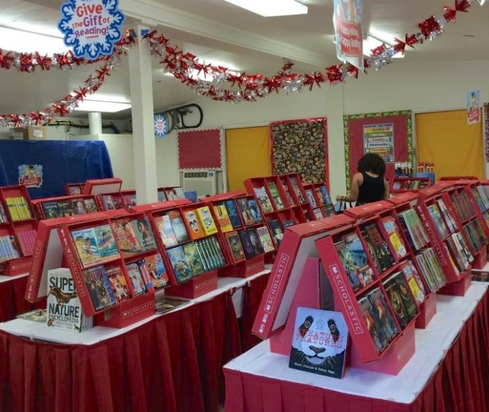 Kihei elementary book fair