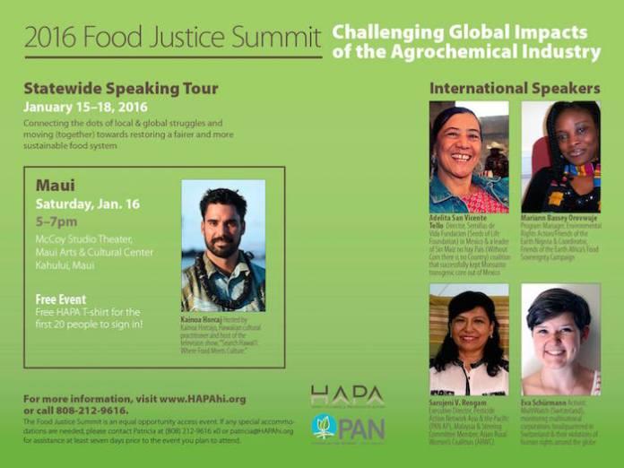 2016 Food Justice Summit