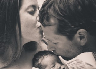 Hospital Birthing story