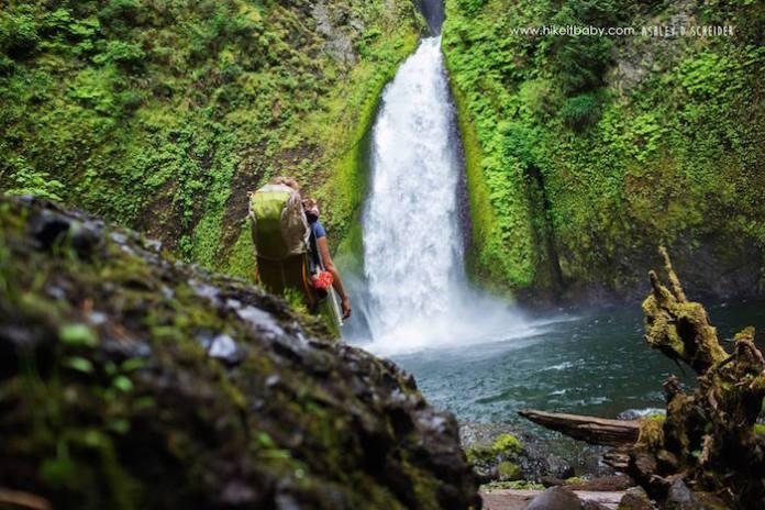Hike it baby Maui