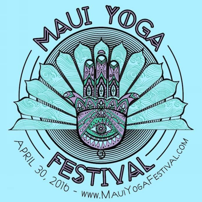 Maui Yoga festival Giveaway