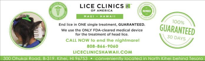 Lice Clinic Maui