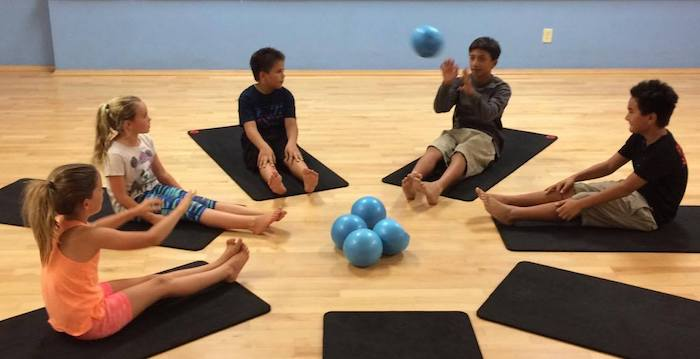 pilates Maui youth 2017