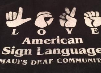 Deaf children Maui
