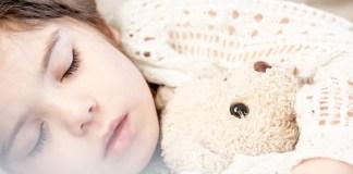 Children snoring problem