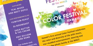 Color Festival Hawaii
