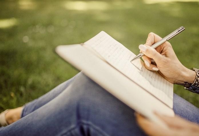 Journaling parenting healing